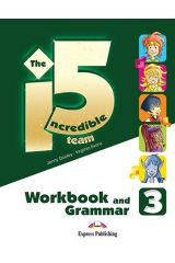 Incredible 5 Team 3 Workbook & Grammar Book