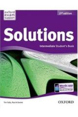 Solutions Intermediate Student's Book 2nd Edition