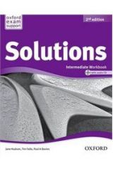 Solutions Intermediate Workbook 2nd Edition