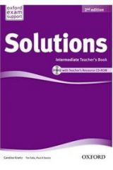 Solutions Intermediate Teacher's Book 2nd Edition