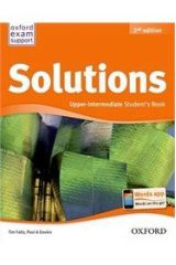 Solutions Upper Intermediate Student's Book 2nd Edition