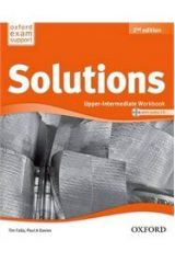 Solutions Upper Intermediate Workbook 2nd Edition
