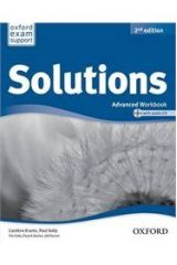Solutions Advanced Workbook + CD 2nd Edition