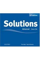 Solutions Advanced Class Cds 3 2nd Edition