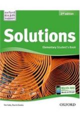 Solutions Elementary Student's Book 2nd Edition