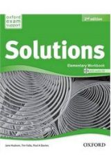 Solutions Elementary Workbook + CD 2nd Edition