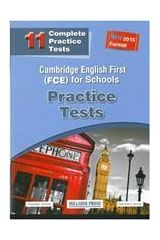 Cambridge English First for Schools FCE Practice Tests 11 Tests Teacher's