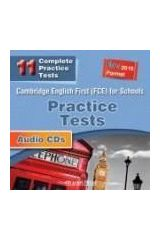 Cambridge English First for Schools FCE Practice Tests 11 Tests Cds