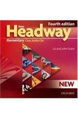 New Headway Elementary Class Audio Cds 2 4th Edition