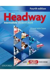 New Headway Intermediate Student's Book + i TUTOR DVD 4th Edition