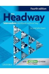 New Headway Intermediate Workbook + iCHECKER 4th Edition