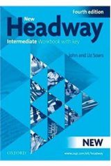New Headway Intermediate Workbook with KEY 4th Edition