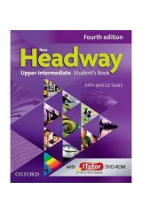 New Headway Upper Intermediate Student's Book + i TUTOR DVD 4th Edition