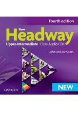 New Headway Upper Intermediate Class Audio Cds 2 4th Edition