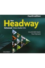 New Headway Advanced Class Audio Cds 2 4th Edition