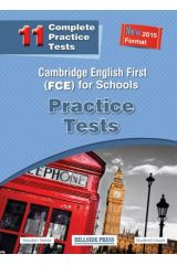 Cambridge English First for Schools FCE Practice Tests 11 Tests