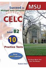 Succeed in MSU CELC Level B2 Student's Book