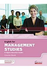 English for Management Studies in Higher Education Studies Course Book with audio CDs