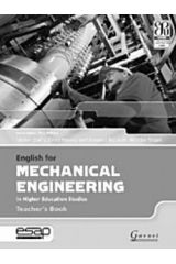 English for Mechanical Engineering in Higher Education Studies teacher's book
