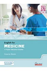 English for Medicine in Higher Education Studies Course Book with audio CDs