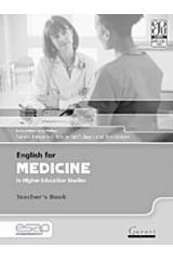 English for Medicine in Higher Education Studies teacher's book
