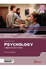 English for Psychology in Higher Education Studies Course Book with audio CDs