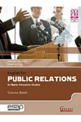 English for Public Relations in Higher Education Studies Course Book with audio CDs