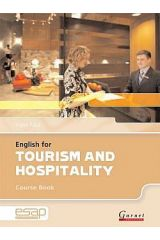 English for Tourism and Hospitality in Higher Education Studies Course Book with audio CDs