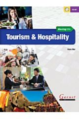 Moving into Tourism and Hospitality Course Book with audio DVD