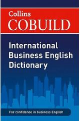 Collins COBUILD International Business English Dictionary