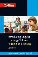 Introducing English to Young Children Reading and Writing