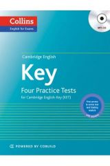 Collins Cambridge English Key 4 Practice Tests for KET
