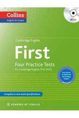 Collins Cambridge English First 4 Practice Tests for FCE
