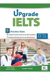 Upgrade IELTS Audio Cds (Bands: 5.0-7.0)