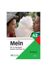 Mein Fit in Deutsch -A2 Kursbuch (Testbuch)
