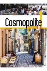 Cosmopolite 1 Methode (+ DVD-ROM) (& Parcours Digital)