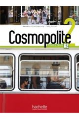 Cosmopolite 2 Methode (+ DVD-ROM) (& Parcours Digital)