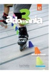 Adomania 3 A2 Methode (+ CD-ROM)