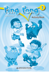 Ping Pong 1 Activity book