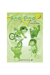 Ping Pong 2 Activity book