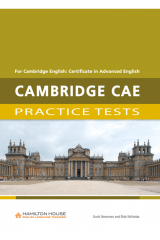 Cambridge CAE Practice Tests Student's Book