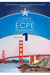 CAMLA ECPE Practice Tests 1