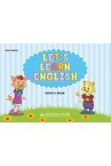 Let's Learn English Pupil's PACK