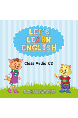Let's Learn English Class CD
