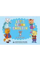 Let's Learn English Flashcards