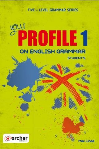 Your Profile on English Grammar 1 Student's book