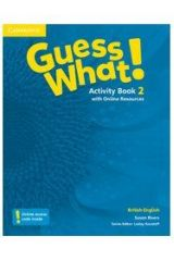 Guess What 2 Activity book ( + ON LINE RESOURCES)