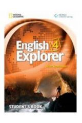 English Explorer 4 Student's book (+ CD)