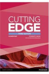 Cutting Edge Elementary Student's Book (+DVD) 3rd Edition