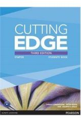 Cutting Edge Starter Student's Book + DVD